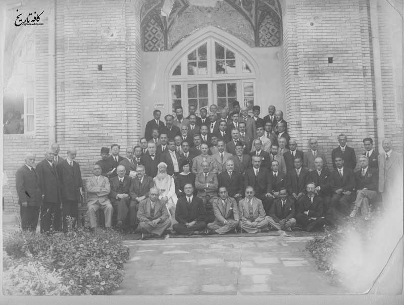شرق شناسان در دارلفنون ایران
