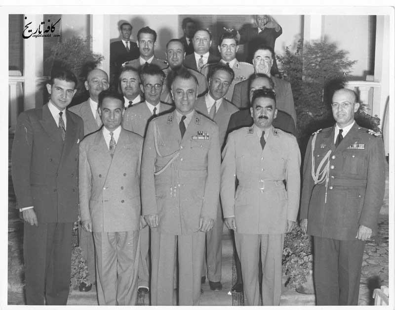 نگاهی کوتاه به نخست وزیری فضل الله زاهدی
