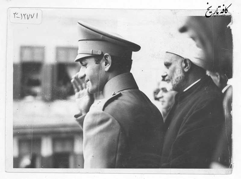 محمدرضا پهلوی کلید تهران را به دیکتاتورها می دهد!