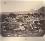 دورنمایی دیدنی از شهر شاهرود در عصر ناصری