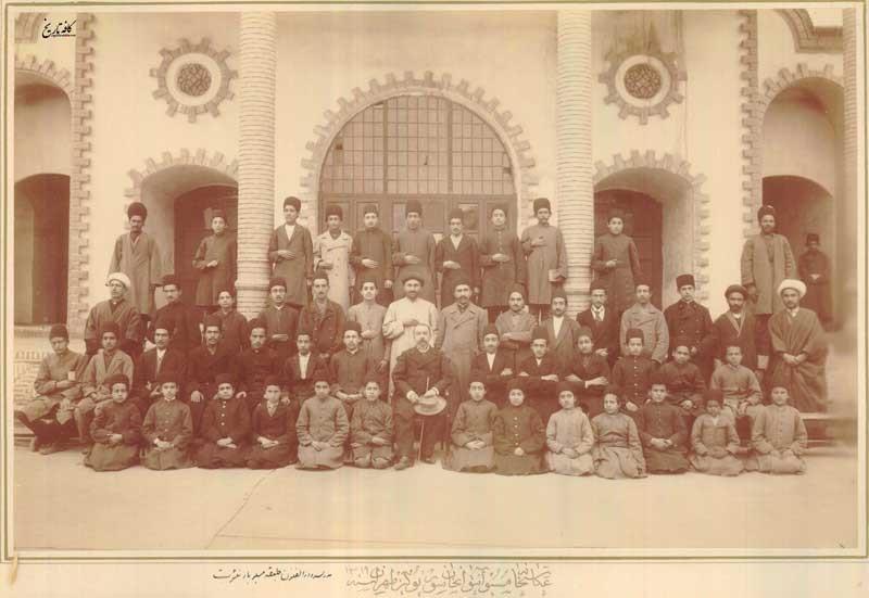 زبان فرانسه، زبان علمی و فرهنگی در ایران