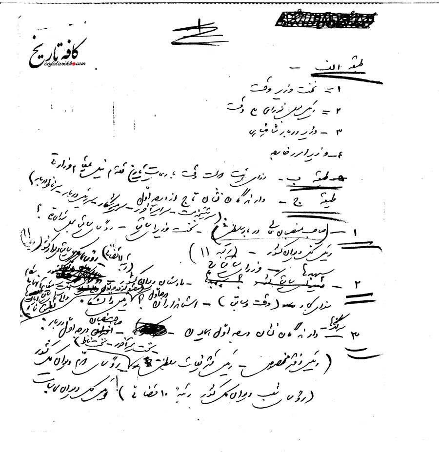 آئین نامه شرفیابی در دربار پهلوی