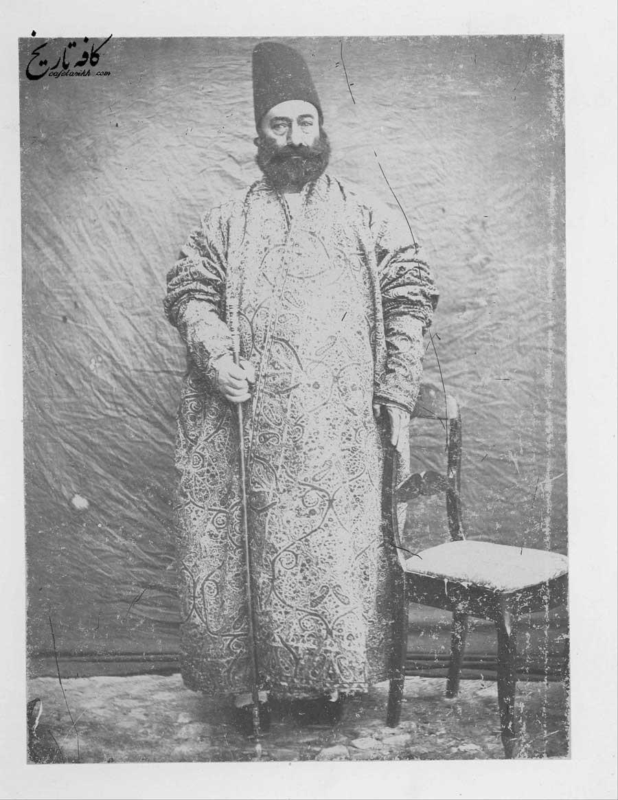 عکسی از قاتل امیرکبیر