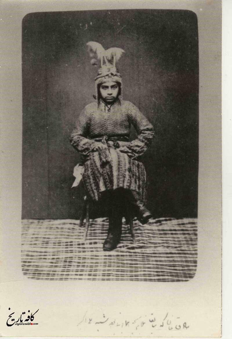 صادق خان غلام بچه