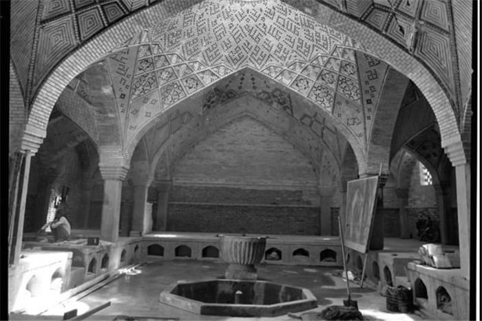 افسانه حمّام و جنّ در تاریخ ایران