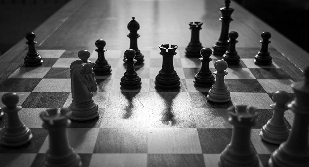 شطرنج بازی در عهد ناصری
