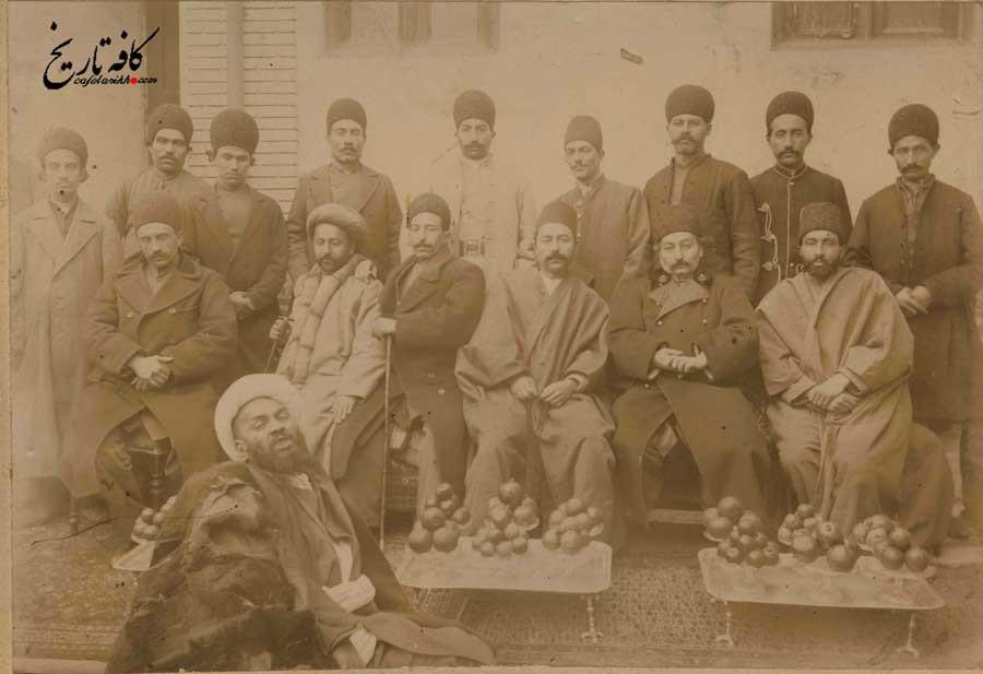 شیخ شیپور، دلقک معروف دوره ناصرالدین شاه قاجار