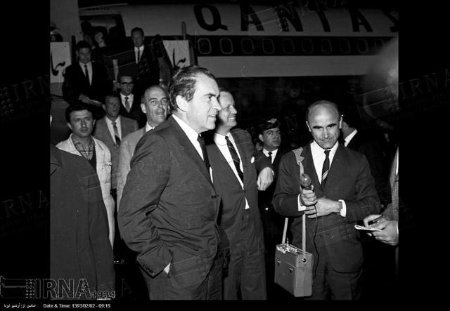 ریچارد نیکسون؛ یار غار محمدرضا پهلوی