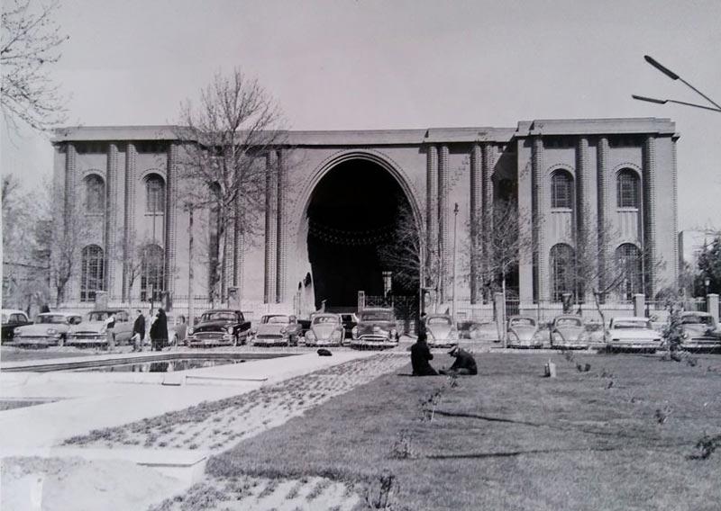 تاریخچه تاسیس اولین موزه در ایران