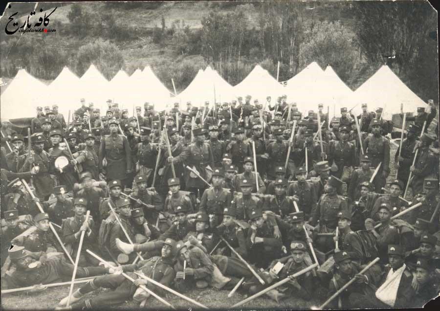 مجلس سربازگیری در عصر پهلوی اول