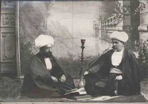 چگونگی ورود مسیو نوز به ایران