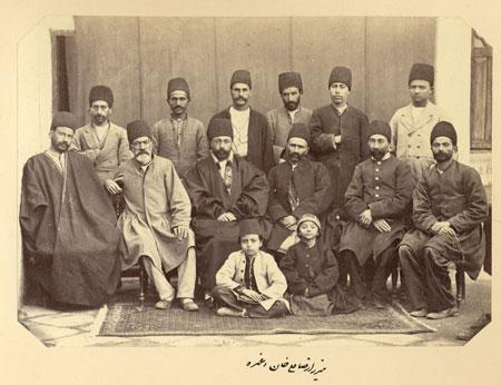 اولین عکاس حرفهای پرتره در ایران چه کسی بود؟