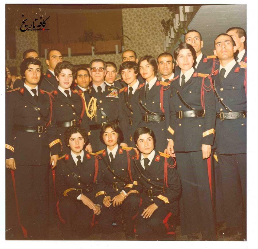 بازدید از مرکز آموزشی پلیس زنان ایران