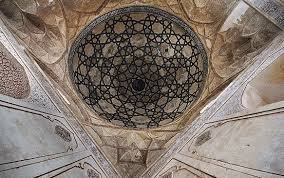 مسجد جامع ساوه، نمادی کامل از مساجد ایرانی