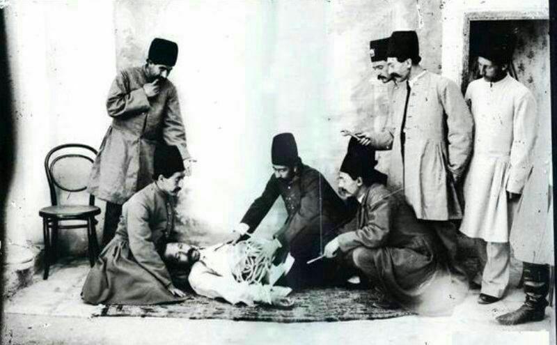 حیله و خدعه پزشکی در اوایل عصر قاجار