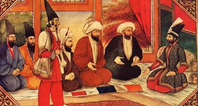 سوژه های نقاشی در ایران دوره قاجاریه