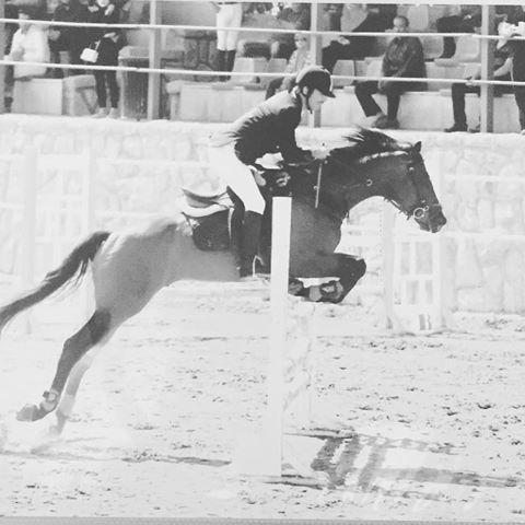 رسم مسابقات اسب دوانی در ایران عصر قاجار