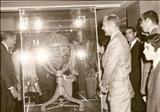 حضور فضانوردان  آمریکایی  در ایران