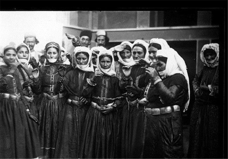 پوشش زنان بختیاری در عصر قاجار
