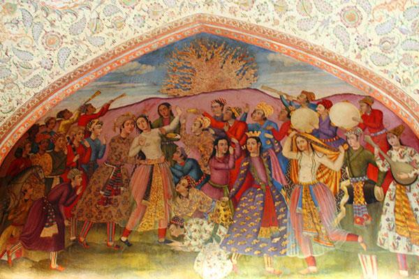 نفیس ترین و جامع ترین مجموعه از هنرهای ایران در کجاست؟