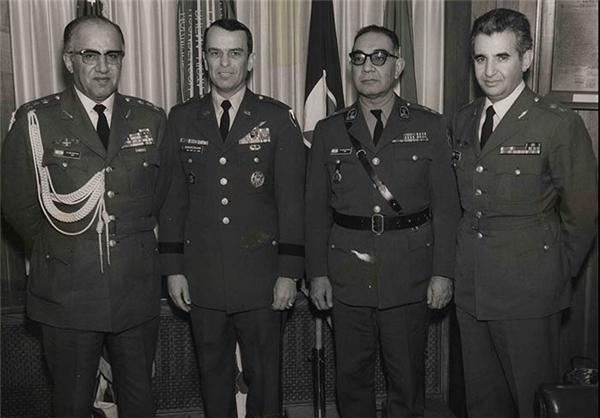 فرمانده با نفوذ نظامی در سالهای پیش از انقلاب