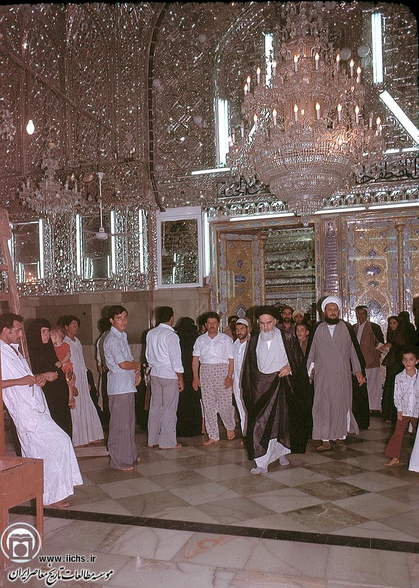امام خمینی چه زمانی نظریه ولایت فقیه را طرح کرد؟