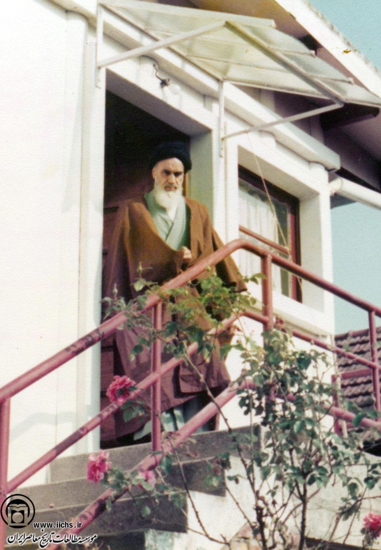 چگونگی دستگیری و تبعید حضرت امام(ره) در یک روزنامه عراقی