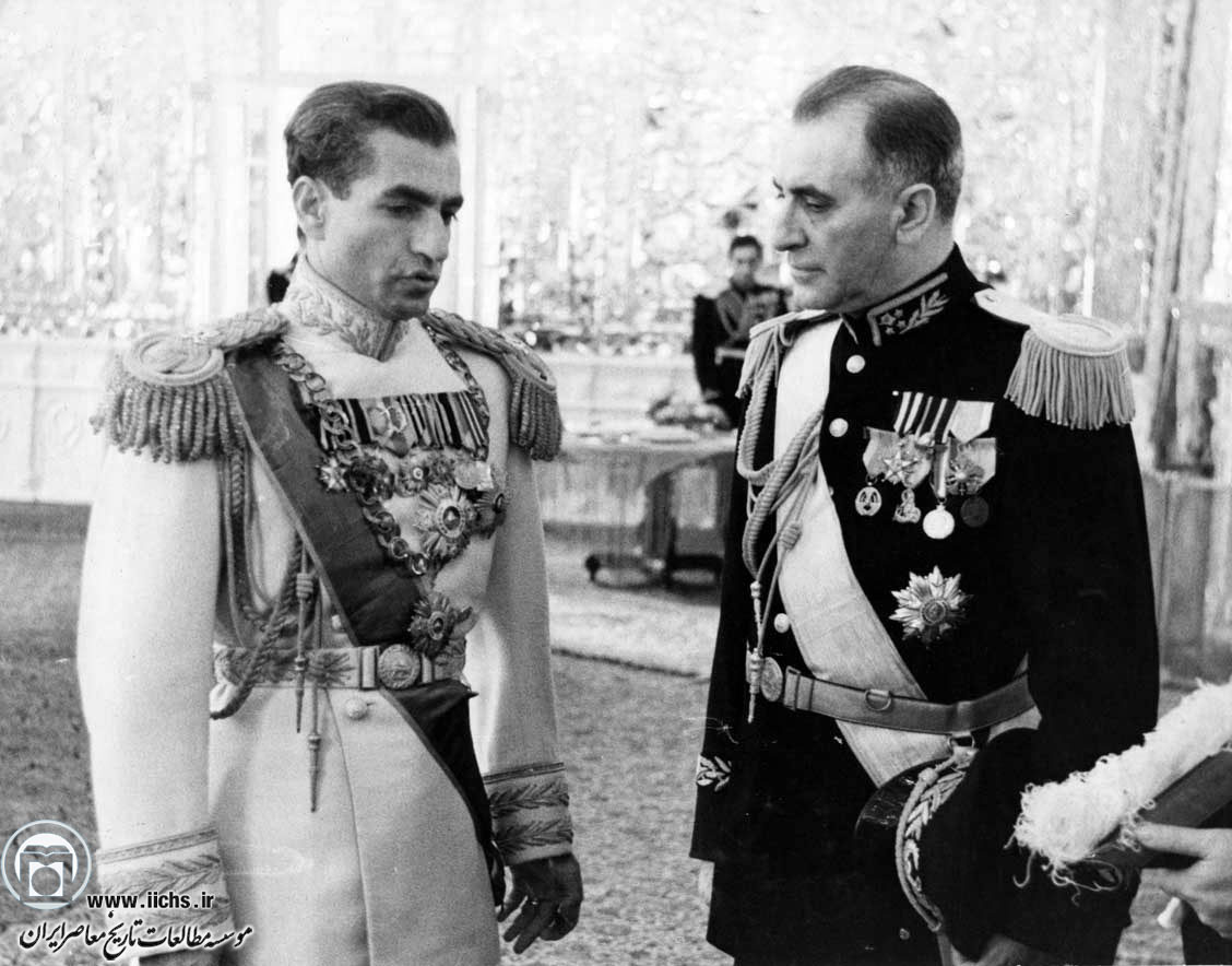 شخصیت شاه به عنوان یک رهبر در شرایط بحرانی