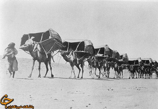 حمل و نقل به سبک عصر قاجار
