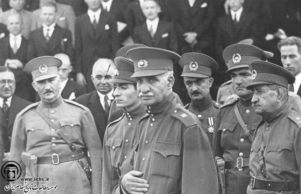 ساخت قدرت سیاسی در دوره پهلوی اول