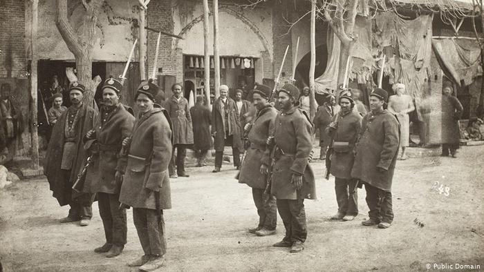 ورود گاردان فرانسوی و آغاز تغییرات در ارتش ایران