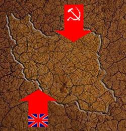 همگرایی دولتهای استعماری روسیه و انگلستان در شکست مشروطیت