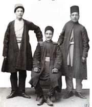 طبقه لوطی ها در تهران و مواجه توریست فرانسوی با آنان در عهد قاجار