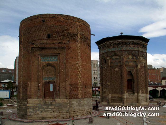 مقبره هولاکوخان مغول در دوره قاجاریه