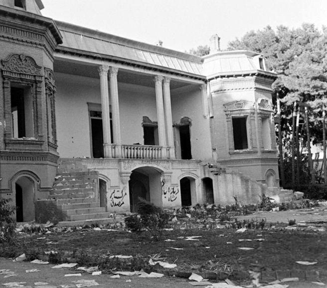 روایتی از غارت خانه دکتر مصدق در جریان کودتای 28 مرداد