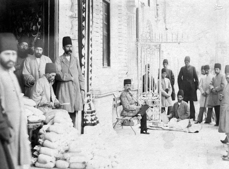 رسم هدیه دادن در زمان قاجار