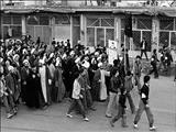 تعطیلی بازار تهران در اعتراض به لوایح ششگانه انقلاب سفید، در بهمن 1341