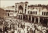 مراسم های ماه محرم در تهران قدیم
