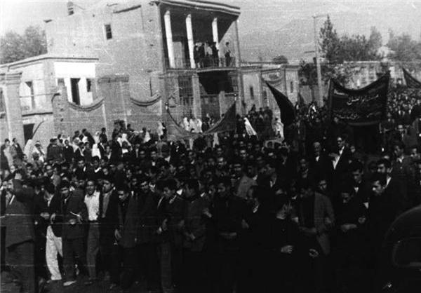 سفر خانم بازیگر ایتالیایی به ایران در ایام محرم!