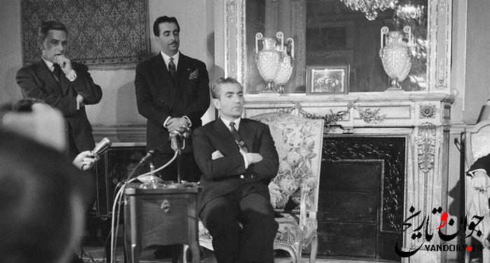 موافقت صددرصدی شاه با لایحه مصونیت مستشاران خارجی