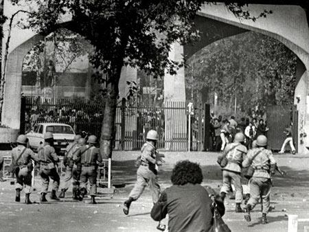 13 آبان؛تلاقی مبارزات دانشجویی و دانش آموزی