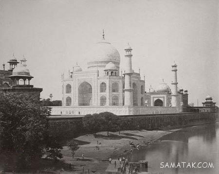 تصویری از نمایشگاه عکس و کتاب ایرانی در هندوستان