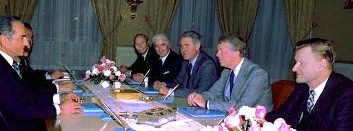 توصیف برژینسکی از توهمات خود بزرگ بینی محمدرضا پهلوی