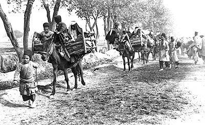 مشکلات ایران و ایرانیان در عتبات عالیات در دوره قاجاری
