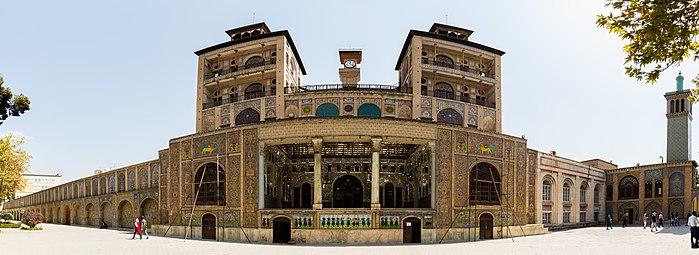 شمس العماره؛ از بلندترین عمارتهای تهران عصر ناصری