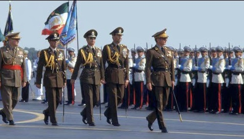 تخمینی خوشبینانه از وفاداران ارتش به شاه