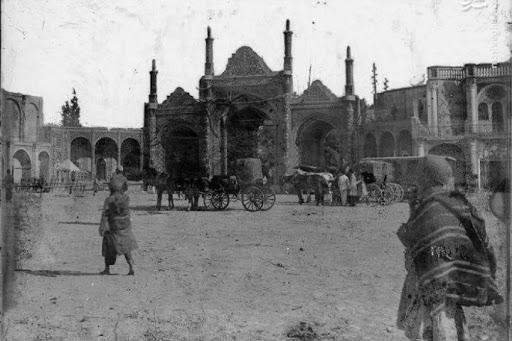 تهران عصر قاجار به روایت یک سفرنامه نویس