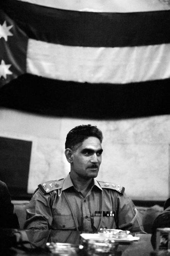 نتایج کودتای قاسم در عراق