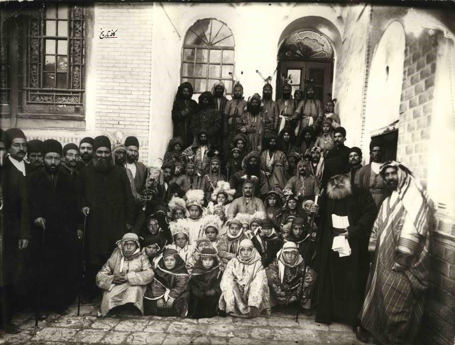 تعزیه گردان معروف دوره قاجاریه چه کسانی بودند؟