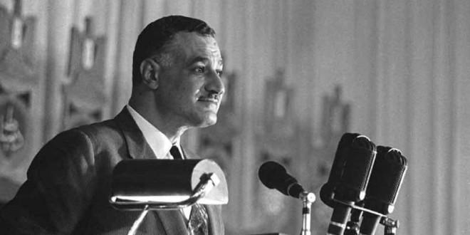 تقابل های شاه و جمال عبدالناصر